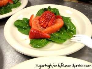 Starburst Texas Ruby Red Grapefruit Salad