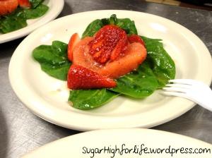 Starburst Texas Ruby Red Grapefruit Salad